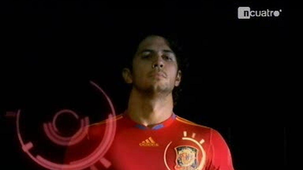 Fernando Verdasco descubre el poder de La Roja