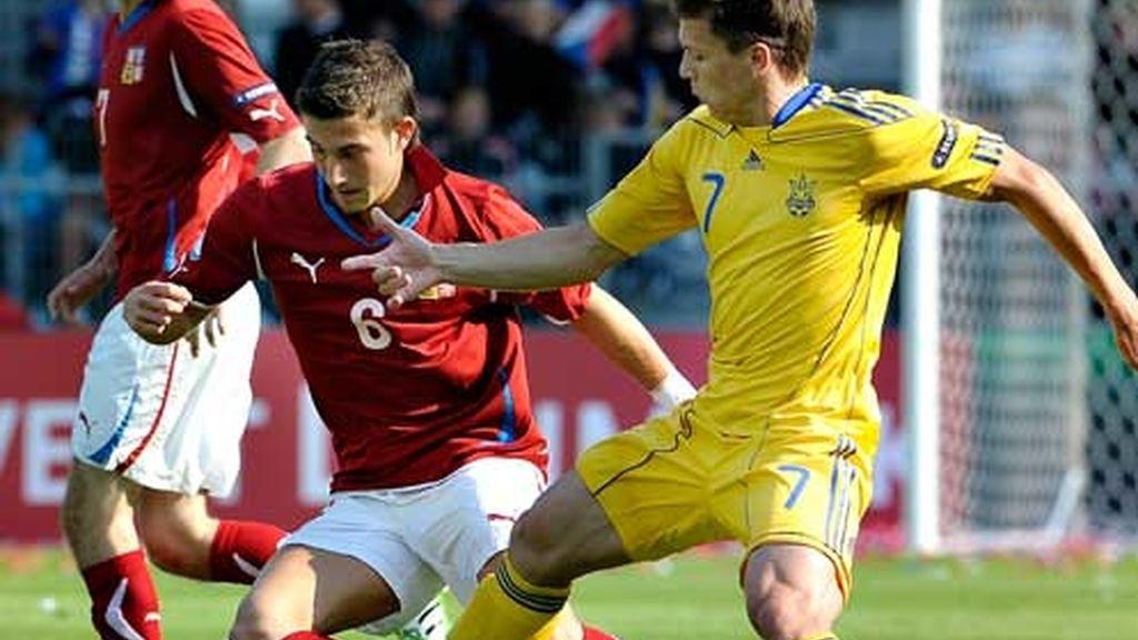 República Checa - Ucrania