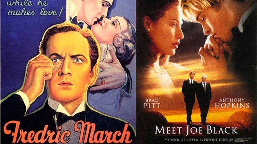 ¿Conoces a Joe Black? (1998) vs La Muerte de vacaciones (1934)
