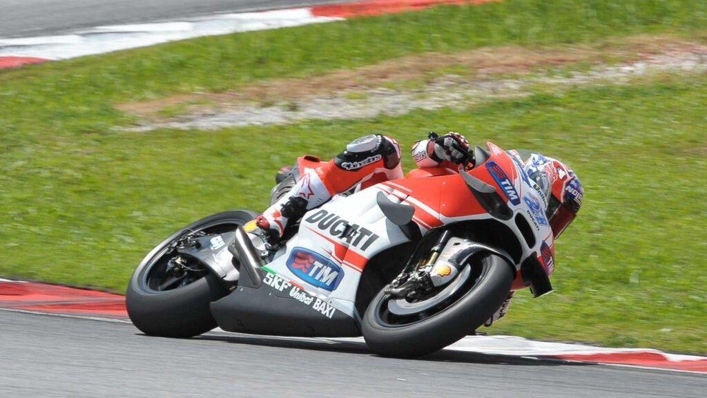 MotoGP, Casey Stoner, Spenag