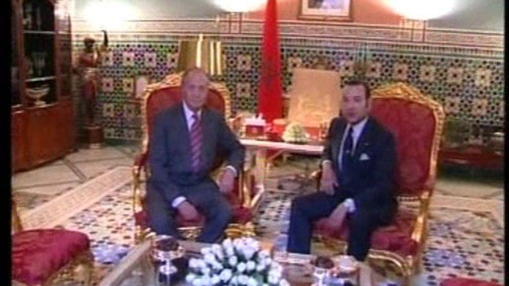 Zanjada la polémica con Marruecos