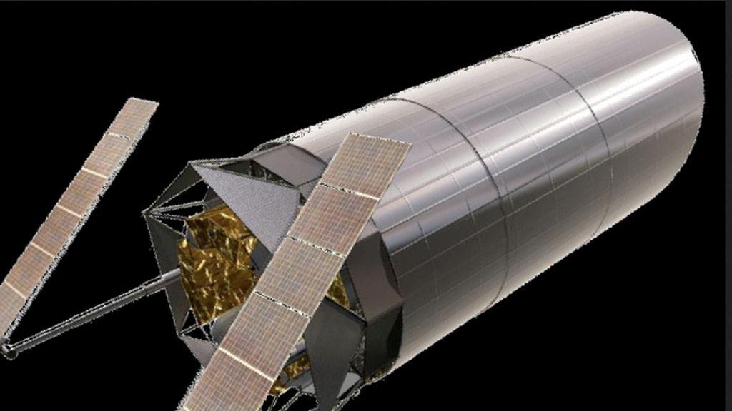 El telescopio espacial Atlast