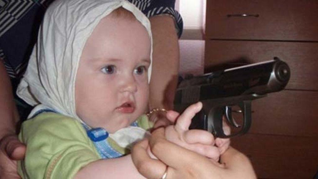 ¡Eso no se le hace a un hijo!