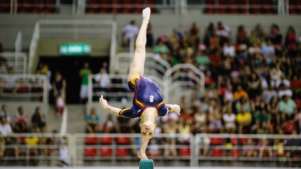 Preolímpico de gimnasia artística