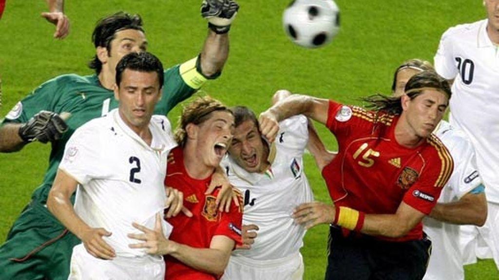 España pasa a semifinales al eliminar a Italia