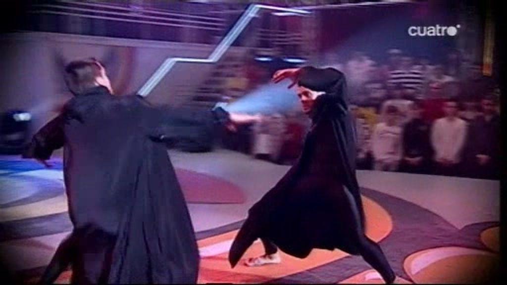 """Imanol y Jox nos hacen un """"matrix"""""""