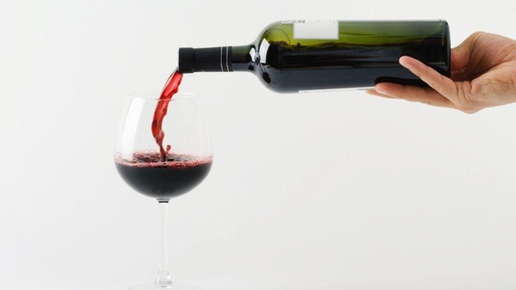 Un vaso de vino puede ser beneficioso