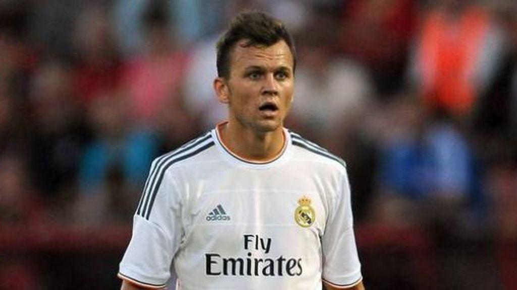 Denís Chéryshev, Real Madrid, Cadiz