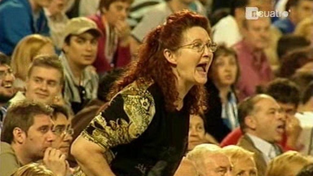El fútbol desata la pasión entre las mujeres