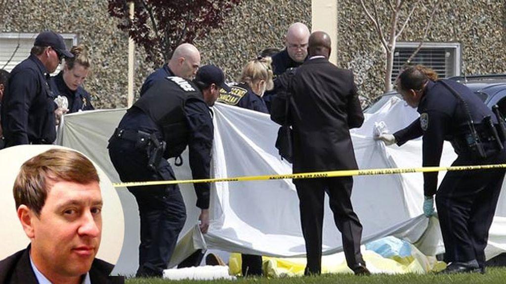 profesor suicida Shannon Lamb
