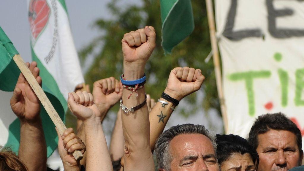 Juicio a Manuel Sánchez Gordillo por la ocupación de la finca Las Turquillas