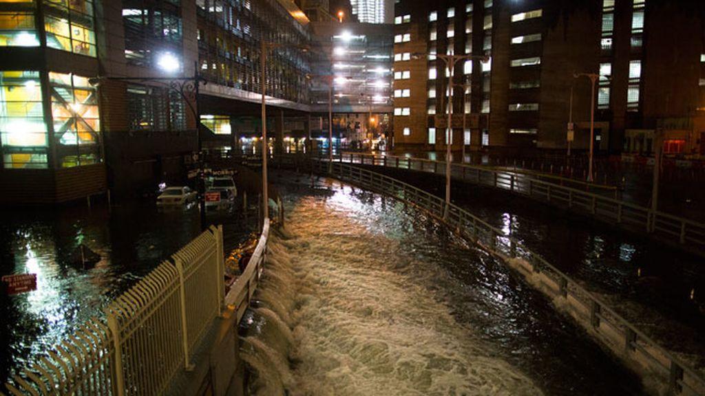 Inundaciones en Brooklyn