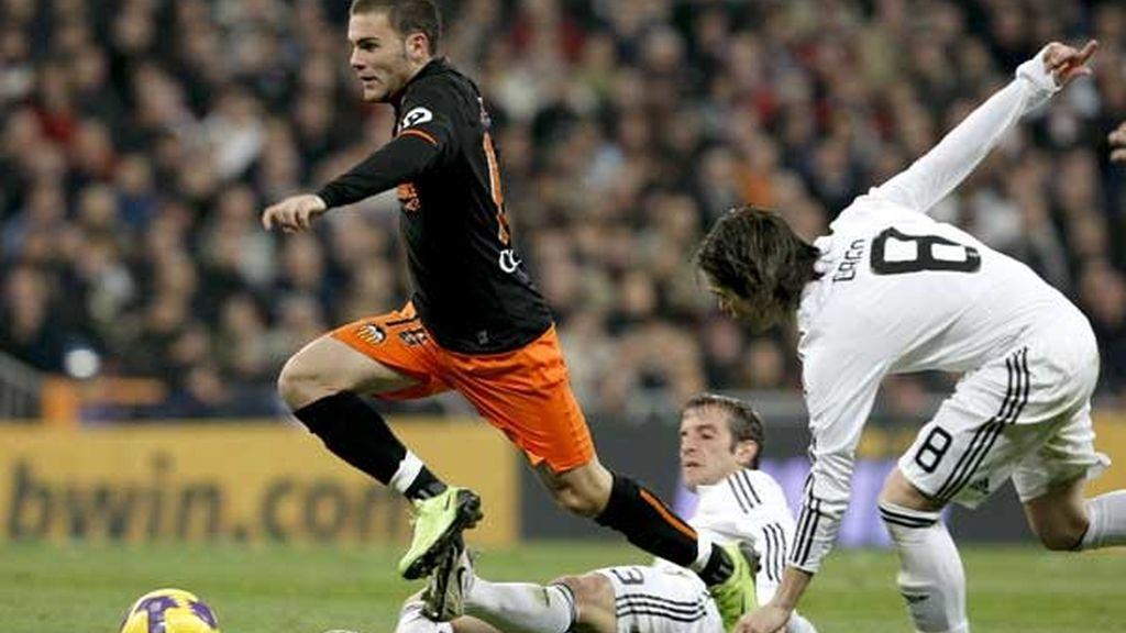 1-0. El Real Madrid recupera el pulso