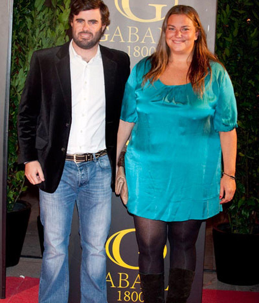 Concentración de famosos en la despedida de soltero de Rafael Medina
