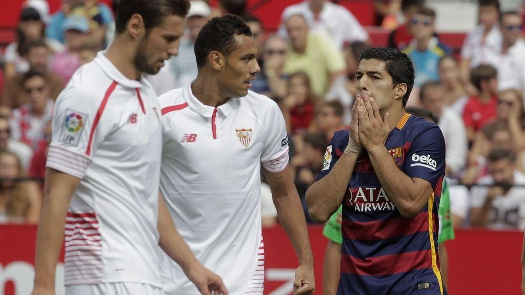 Luis Suarez Sevilla Barcelona