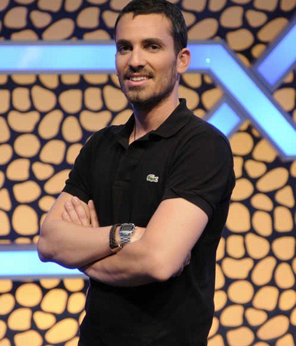 Damián Molla. El hormiguero