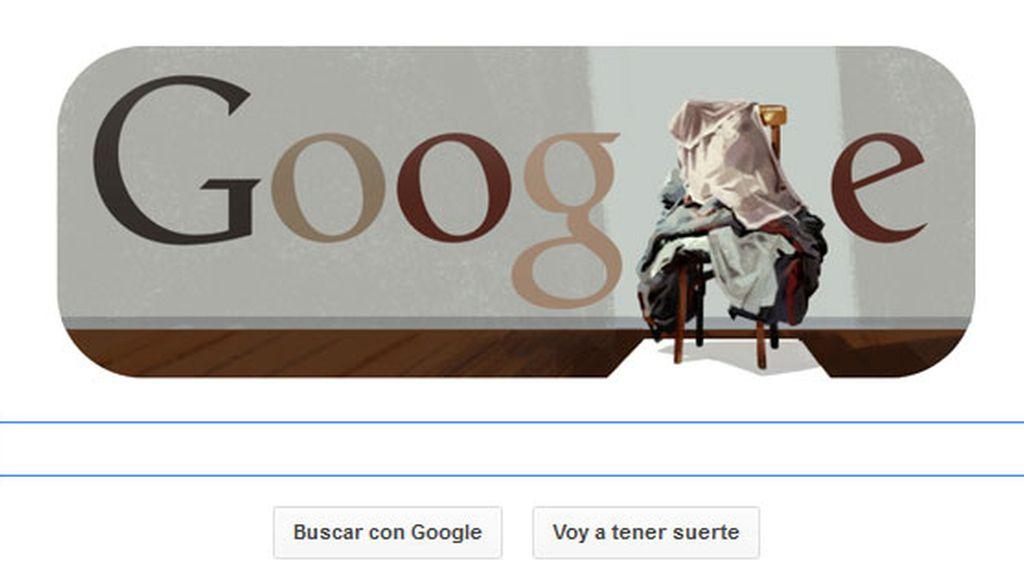 Google,doodle,Antoni Tàpies