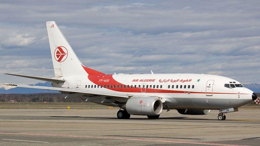Boeing-736 Air Algérie