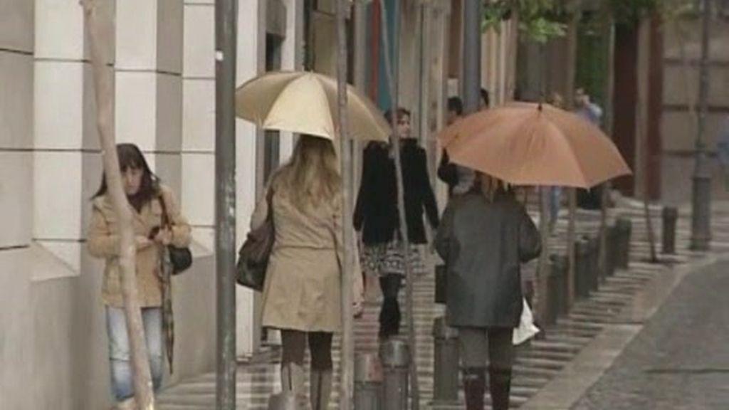 Alergia a la lluvia