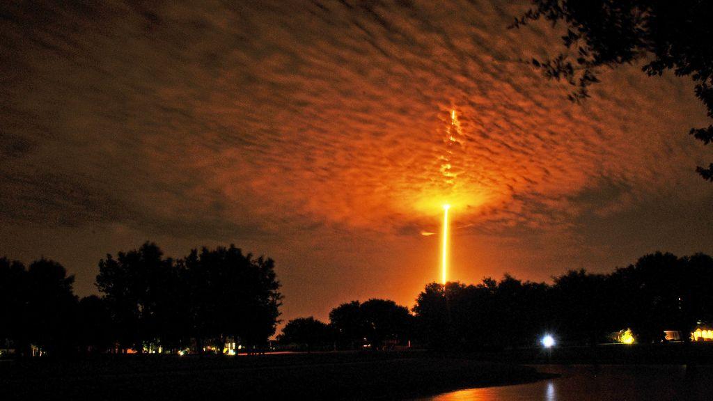 Un nuevo lanzamiento espacial
