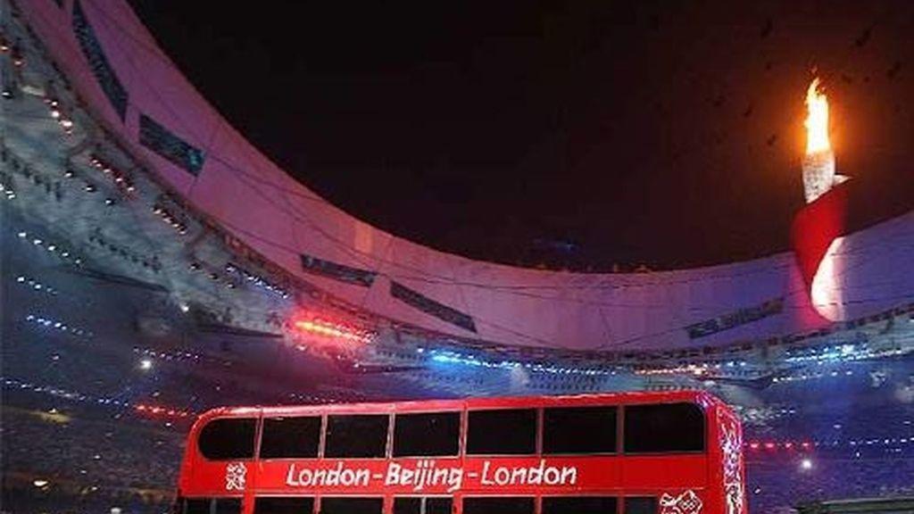 Clausura de los Juegos Olímpicos 2008