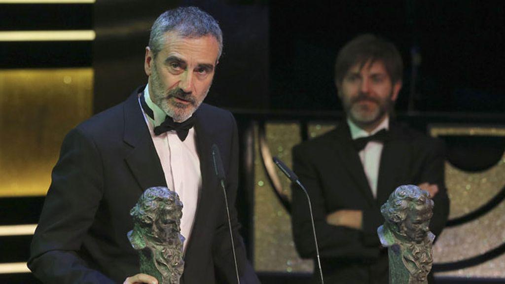 Javier Fesser, Goya al Mejor Guión Adaptado por 'Mortadelo y Filemón contra Jimmy el Cachondo'
