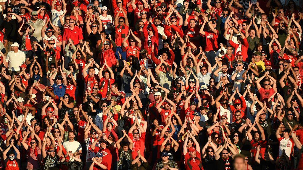 Cada vez hay más aficionados al 'soccer' en Estados Unidos