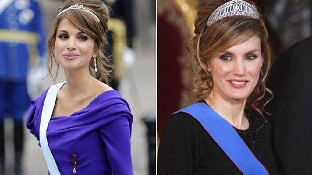 ¿Rania o Letizia?