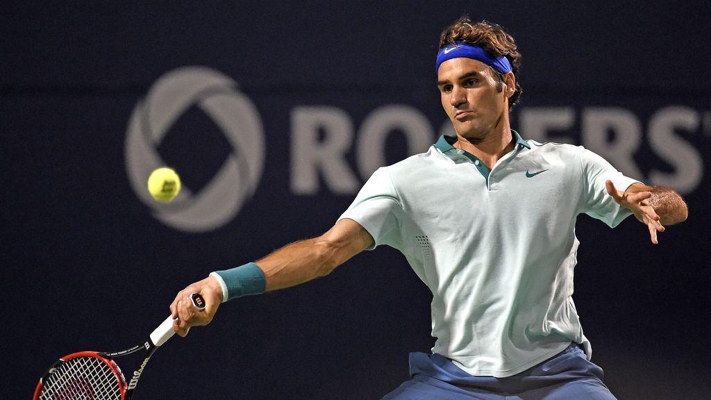 Federer, rival de Ferrer en la final del Masters 1.000 de Cincinnati