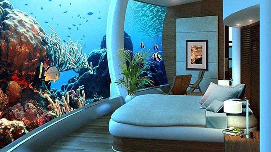 Casa submarina