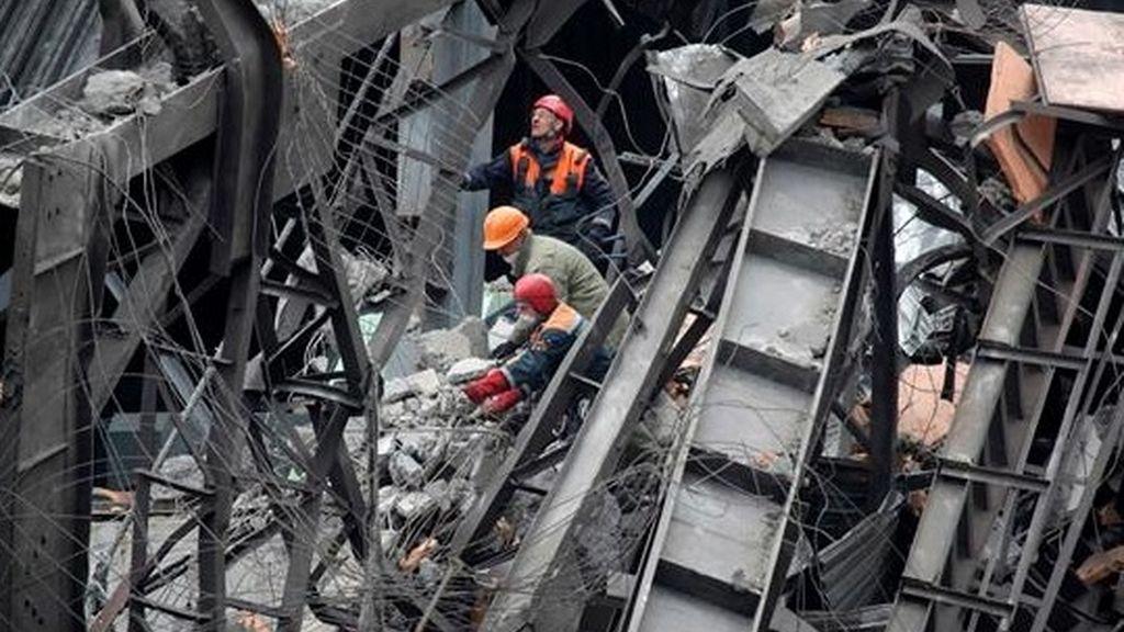 Mueren 36 trabajadores en un accidente en una mina de Rusia