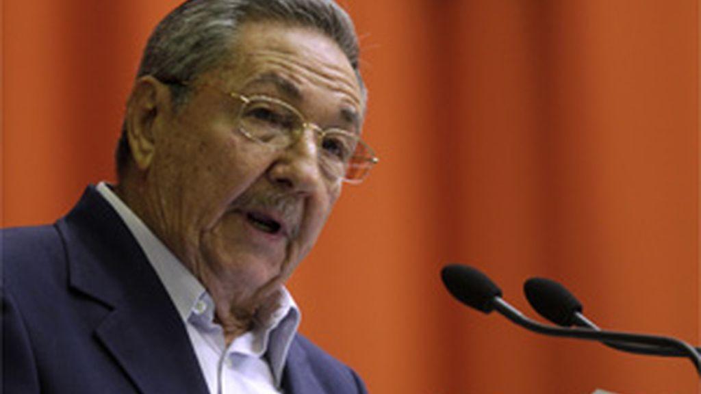 El discurso desesperado de Raúl Castro: 'O rectificamos o nos hundimos'