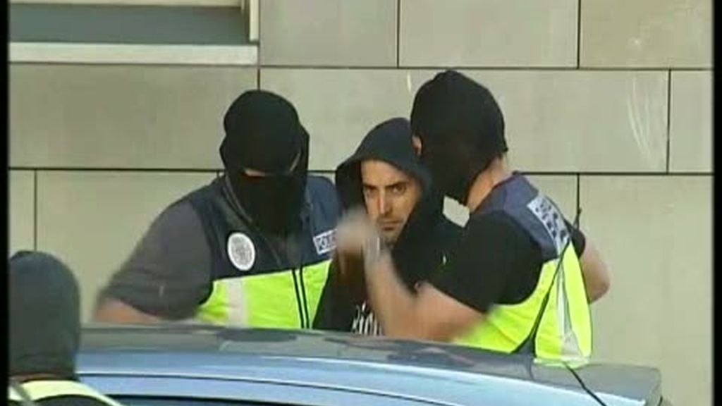 Tres detenidos en operación contra ETA