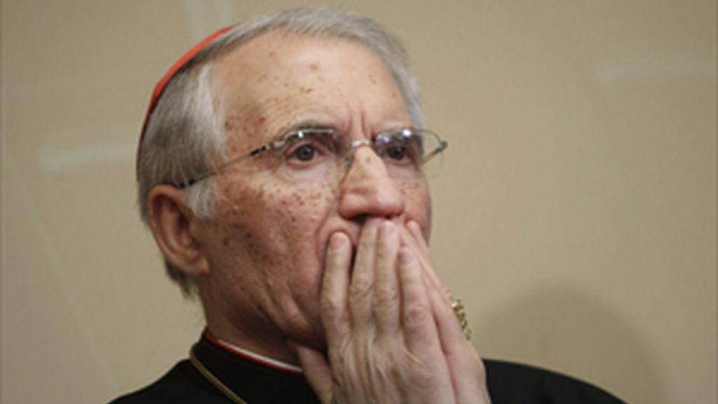 El cardenal arzobispo Rouco Varela