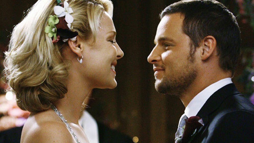 La boda de los sueños de Izzie junto a Karev