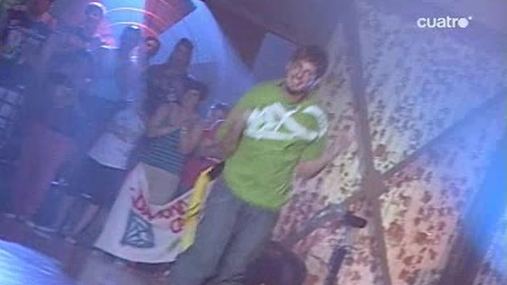 Jeyko es el expulsado de la semana en Fama