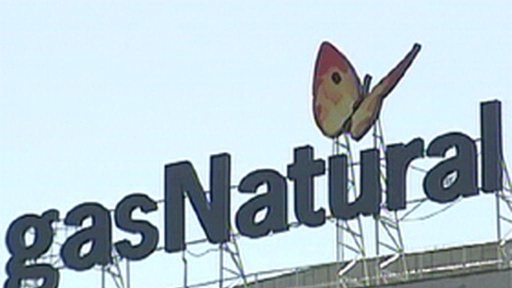 La compañía Gas Natural