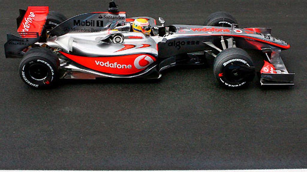Alonso estrena el R-29