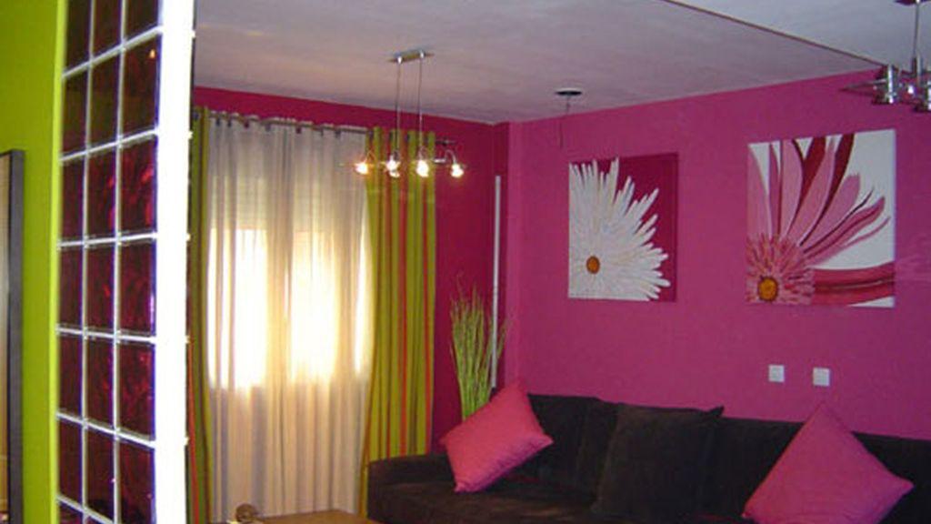Mi habitación rosa