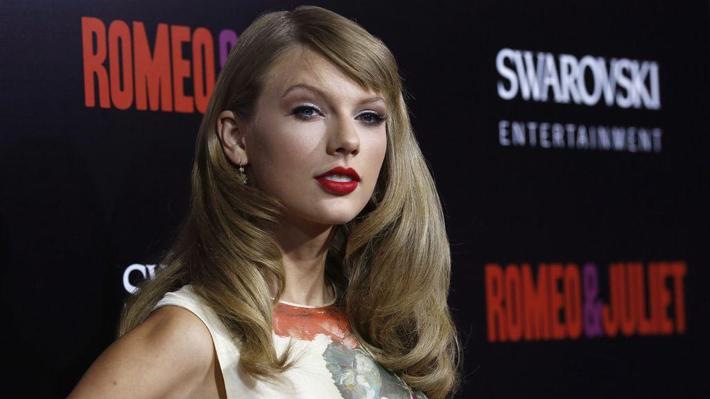Taylor Swift de estreno