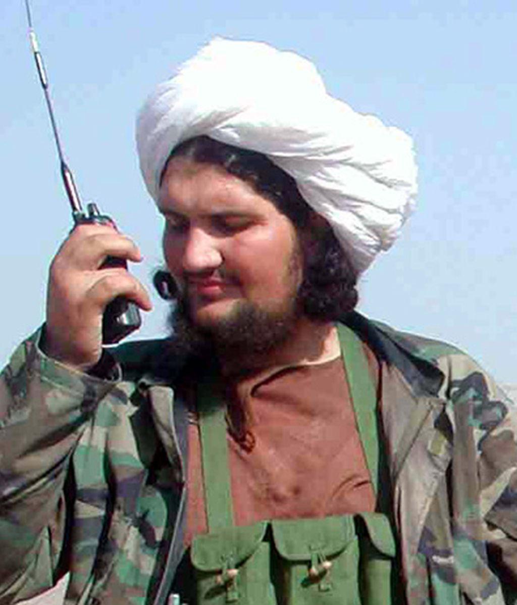 Baitulá Mehsud, líder talibán el Pakistán