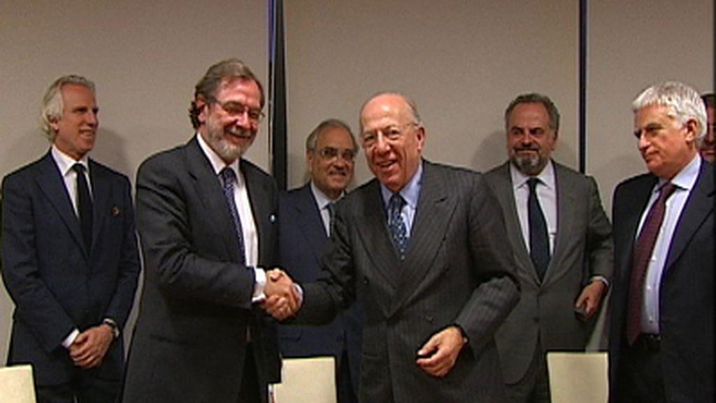 Cuatro y Telecinco fusionan sus operaciones
