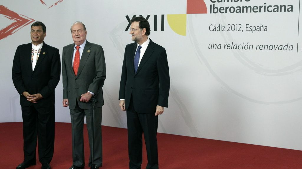Cumbre Iberoamericana. Foto: EFE