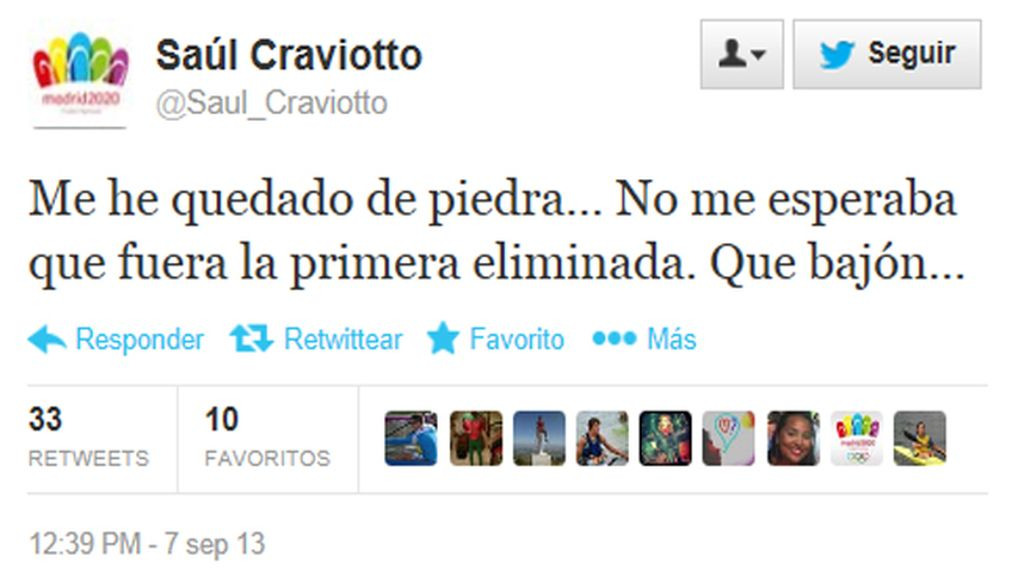 Saul Craviotto, piragüista olímpico, sorprendido tras la eliminación en primera ronda