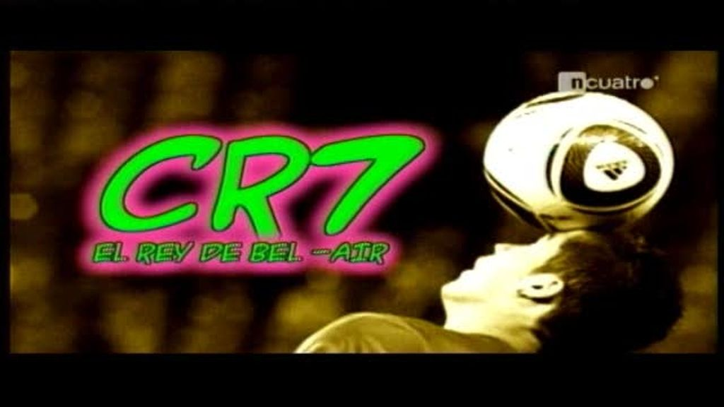 CR7, el rey de Bel-Air