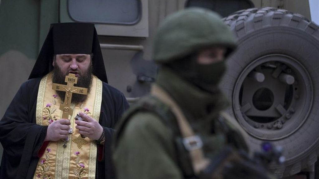 El Ejército ucraniano llama a filas a todos los reservistas para hacelro