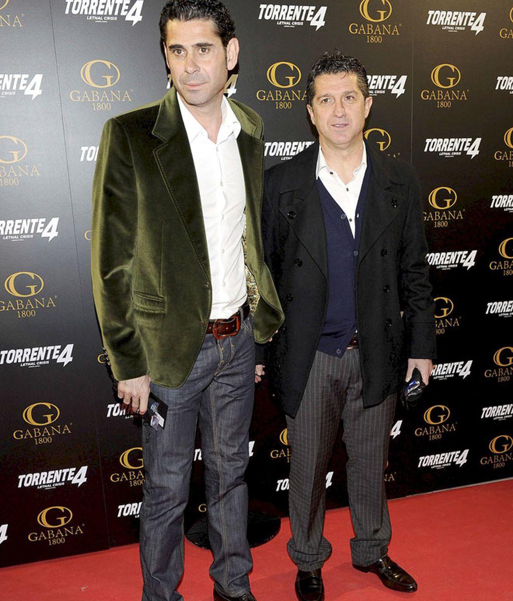 Éxito total: hasta la Pantoja estuvo en el estreno de 'Torrente 4'