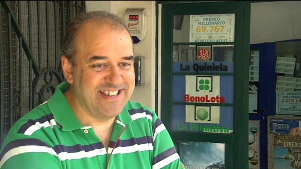 Un lotero de A Coruña, a punto de cobrar casi cinco millones de euros