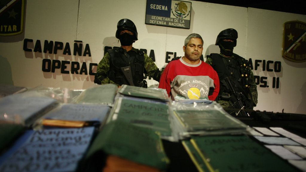 Carlos Adrián Martínez Muñiz, alias 'El Borrado'