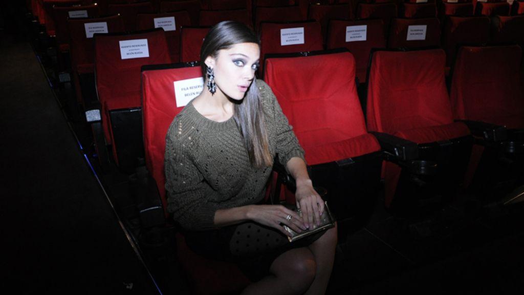 Ana Rujas lució prendas de la nueva colección de Bershka